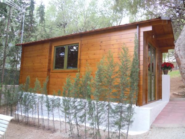 Casetas de jard n for Casetas de madera para jardin baratas segunda mano